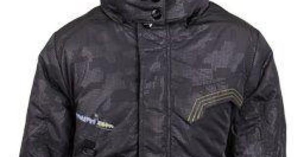0732008d8 Chlapčenská zimná bunda s kapucňou a kožušinou, veľkosť… | Odpadneš.sk