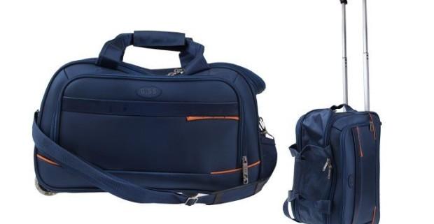 cecf5b2645e25 Cestovná taška s kolieskami a teleskopickým držadlom G.SS… | Odpadneš.sk