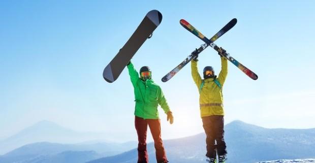 Profesionálny predsezónny kompletný servis pre vaše lyže 841c31b5719