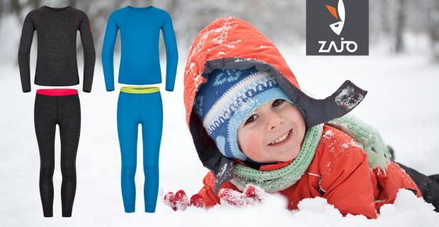c6470eadf Detské merino oblečenie ZAJO - prírodné spodné prádlo chrániace pred  extrémnym počasím.