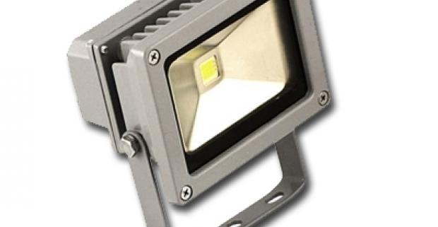 LED Reflektor - 10 W za 9,50€ Úspora energií až 90 %, napätie: 230V~ 50/60Hz