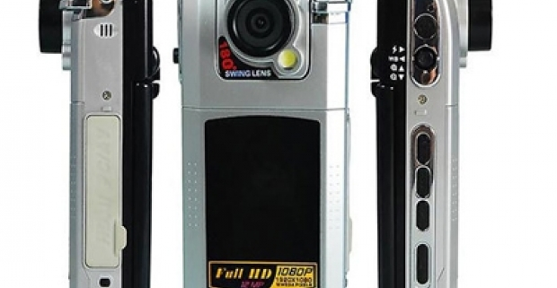 Fotoaparát s HD video záznamem, vhodný aj ako kamera do auta. Ľahká váha a jednoduché ovládanie. Ideálny na dovolenku aj na adrenalínové športy.