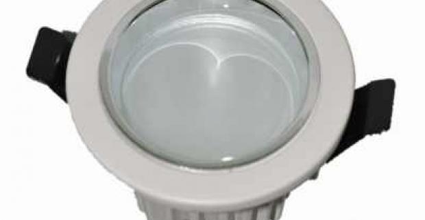 LED bodové svietidlo, kvalitné osvetlenie do vašej domácnosti. Bodová žiarovka má vysokú svietivosť, je vybavená vysokoúčinným a dizajnovo lákavým hliníkovým telom
