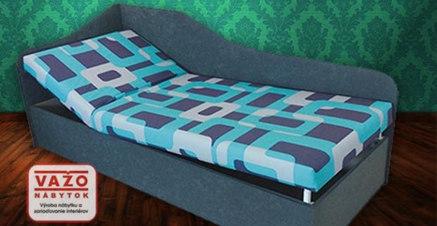 Kvalitné a pohodlné spanie vďaka váľande s kvalitným matracom. Polohovacie aj nepolohovacie váľandy rôznych dizajnov.