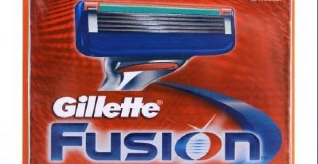 Skvelé 8 kusové balenie žiletiek Gillette Fusion. Tenšia a užšia čepeľ, ktorá sa ľahučko kĺže po fúzoch bez škrabancov a poranení.