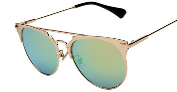 ef9a1262f Elegantné dámske slnečné okuliare vyrobené z kvalitného materiálu ...