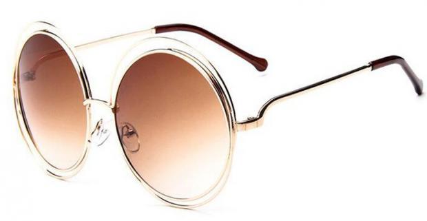 c92f07f63 Luxusné dámske slnečné okuliare vyrobené z kvalitného materiálu ...