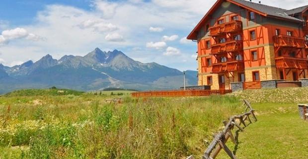 Aktívna dovolenka pre celú rodinu v krásnej prírode Vysokých Tatier. Luxusný pobyt v Tatragolf Mountain Resort so zľavou do AquaFun Parku.