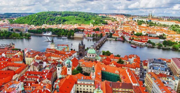 Nádherný hotel City Club Praha*** blízko centra na 2 noci s raňajkami. S ideálnou polohou neďaleko centra. Romantický pobyt s partnerom.