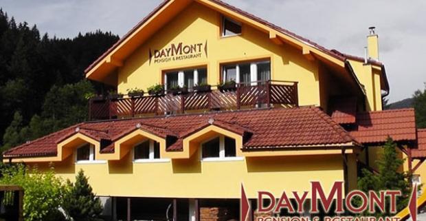 Načerpajte energiu v príjemnom horskom prostredí v obci Staré Hory v penzióne Daymont, ubytovanie s večerou formou