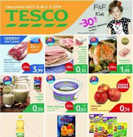 Tesco - malý hypermarket