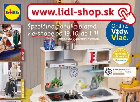 Lidl - shop