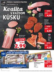 12. stránka Kaufland letáku