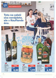 4. stránka Kaufland letáku