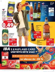 19. stránka Kaufland letáku