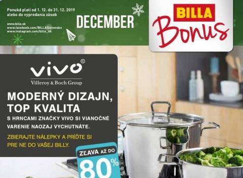 Billa - Bonus club