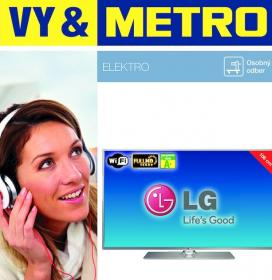 METRO letáky - Elektro