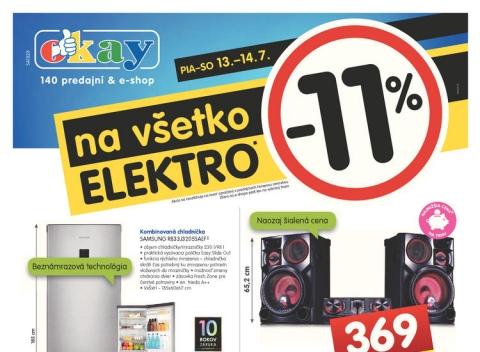OKAY - elektro