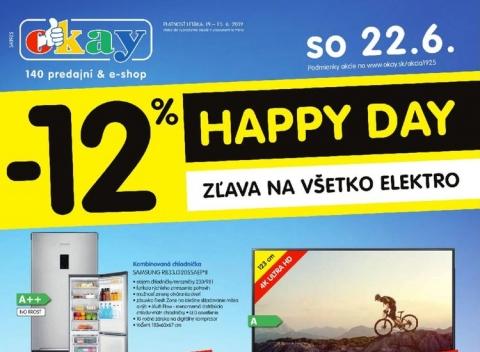 84326915a OKAY elektro akciové letáky   Letákovo.sk