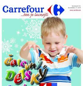 Carrefour - Hračkový katalóg