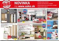 18. stránka Asko nábytok letáku