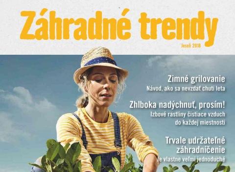 Hornbach - Záhradné trendy