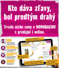 3. stránka Hornbach letáku