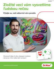 24. stránka Dr. Max letáku