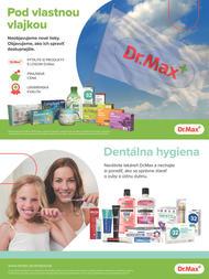 9. stránka Dr. Max letáku