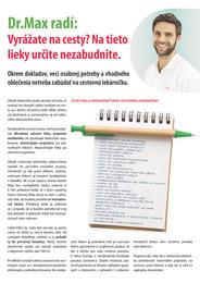 10. stránka Dr. Max letáku