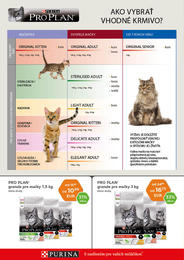 4. stránka Pet Center letáku