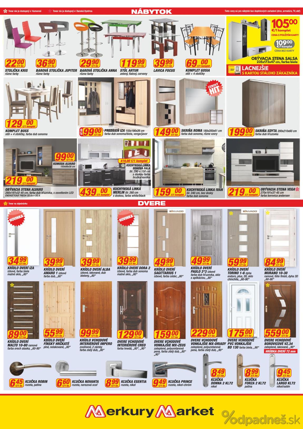 merkury market let k platn do 31 let. Black Bedroom Furniture Sets. Home Design Ideas