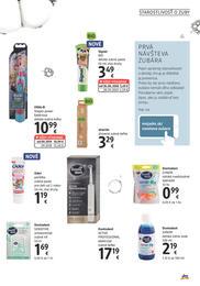 21. stránka dm drogerie markt letáku