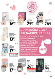 5. stránka dm drogerie markt letáku