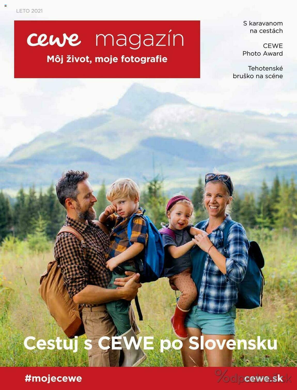 1. stránka Fotolab.sk letáku