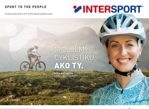fefeecf6f5367 Intersport akciové letáky | Letákovo.sk