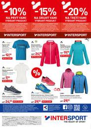 4. stránka Intersport letáku