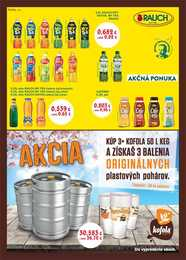 27. stránka Drinkvo letáku