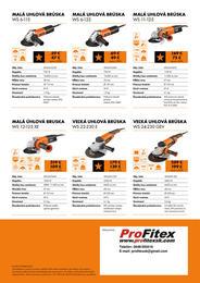 12. stránka Profitex letáku