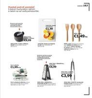 183. stránka Ikea letáku