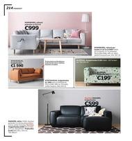 214. stránka Ikea letáku