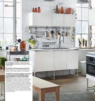 22. stránka Ikea letáku