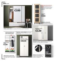 256. stránka Ikea letáku