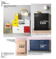 262. stránka Ikea letáku