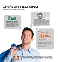 322. stránka Ikea letáku