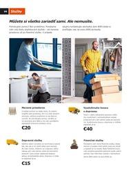 64. stránka Ikea letáku