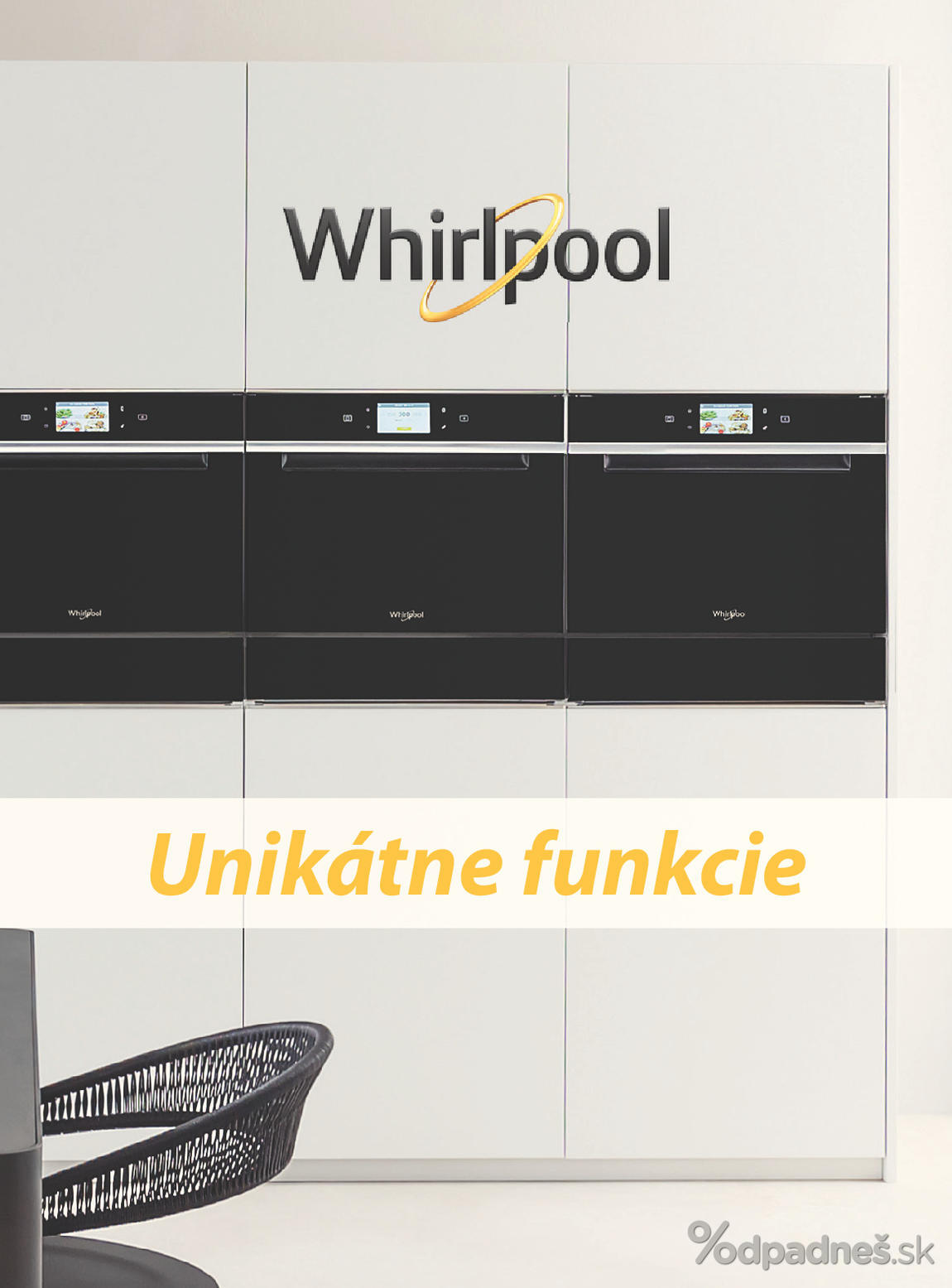 1. stránka Whirlpool letáku