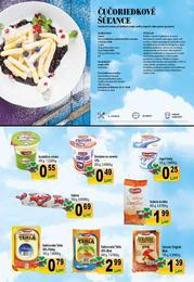 3. stránka Milk agro letáku