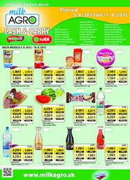 Milk agro - Cash & Carry