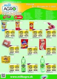 Milk Agro - Veľkoobchody